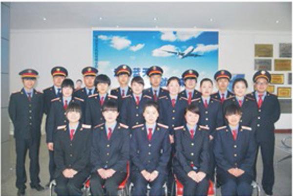 青岛技师学院校服